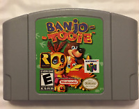Banjo Tooie Game Card For Nintendo 64 N64 US Version