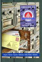 Grenada 2014 MNH ASDA American Stamp Dealers Assoc 100th Anniv 1v SS I Philately