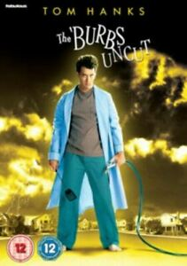 THE BURBS Uncut (1989) Region 4 [DVD] Suburbs Tom Hanks 'Burbs