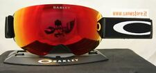 OAKLEY FLIGHT DECK XM MATTE BLACK PRIZM TORCH IRIDIUM MASCHERA SKI SNOWBOARD NEW