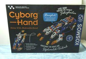 Cyborg-Hand | Experimentierkasten | Spiel | Deutsch | 2020