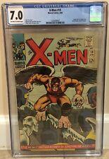 X-MEN #19 CGC 7.0 1ST FIRST APPEARANCE & ORIGIN OF THE MIMIC (CALVIN RANKIN)