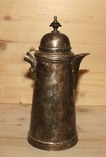 Antique EPNS silver plated teapot coffee milk jug pitcher