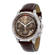 Baume and Mercier Capeland Chronograph Mens Watch 10083