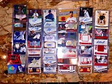 Hit Lot - ALL Autograph 1/1 GU Jersey Authentic Baseball Card Judge Trout Harper