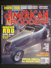 AMERICAN RODDER  Designer Rod  May 2003