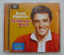 ELVIS PRESLEY (CD) JAILHOUSE ROCK and LOVE ME TENDER