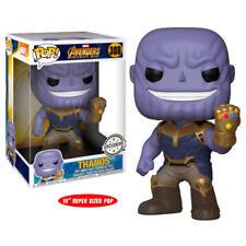 Figuras de acción de TV, cine y videojuegos figura Thanos del año 2018