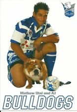 Original Single 2004 Season NRL & Rugby League Trading Cards