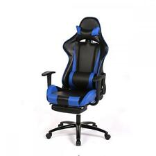 New Blue Gaming Chair High-back Computer Chair Ergonomic Design Racing Chair RC1