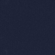 """SUNBRELLA 6078 MARINE BLUE OUTDOOR MARINE AWNING RV BOAT COVER FABRIC BTY 60""""W"""