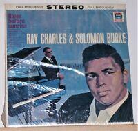 Ray Charles Solomon Burke - Blues Before Sunrise - Vinyl LP Record - Sealed NM