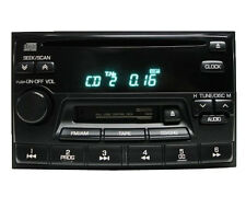 NISSAN Xterra Altima Maxima Sentra AM FM Radio Tape Cassette CD Player OEM CN618