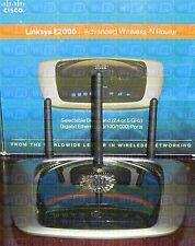 2dBi Dual Band 3 Antennas Mod Kit Linksys E2000 & WRT320N
