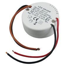 LED Trafo RUND 230V -> 12V 0,5-12W 1A LEDs Treiber Driver Transformator