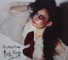 Kristeen Young - The Knife Shift (Audio CD - 1/1/2014) NEW