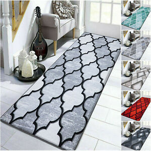 Non Slip Hallway Runner Rug Kitchen Runners Washable Small and Large Door Mats