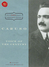 Enrico Caruso - Voice of the Century / My Cousin (1918) (With Audio CD), , Excel