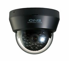 CNB LBQ-50S B Analog 960H IR Indoor Dome Camera 800TVL Fixed Lens CCTV Security