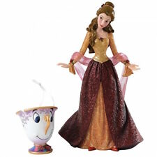 Disney Showcase 4053349 Christmas Belle Figurine New & Boxed