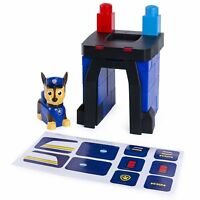 NEW! Paw Patrol Junior Chase's Pup House Building Block