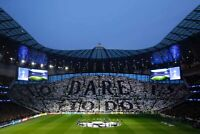 White Hart Lane Tottenham Spurs New Stadium photograph photo picture print