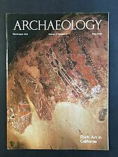Archaeology Magazine March/April 1978 Volume 31 Number 2
