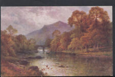 Ireland Postcard - The Meeting of The Waters, Killarney    RS6994