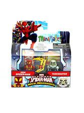 Marvel Minimates Iron Spider-Man & Taskmaster Walgreens Exclusive Series 2 New