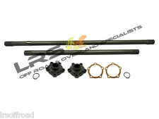LAND ROVER DEFENDER REAR DRIVESHAFT KIT DEFENDER 110 salisbury HALF SHAFT KIT