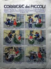 IL CORRIERE dei PICCOLI anno 1910 n..5  >>> vedi