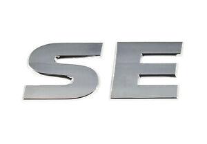 OEM Factory SE Back Door Lift Gate Side Logo Emblem Badge Nameplate Van