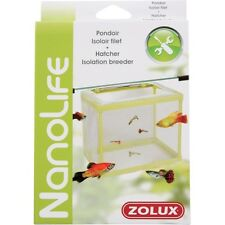 Net Breeder isolation for baby fish in aquarium-isolation breeder