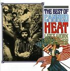CANNED HEAT LET'S WORK TOGETHER The Best of CD NEW