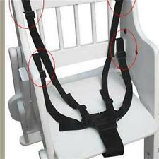 Baby Infant 5Point Harness Stroller High Chair Pram Buggy Car Safe Belt Strap MP