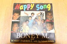 boney m - happy song   45t