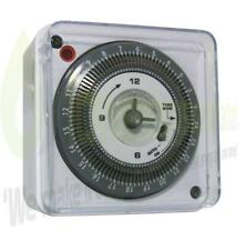 Immersion Heater Timer - Mechanical 24 Hour Switch 16a