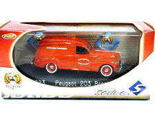 Solido Pompiers-Fire Diecast Metal 4823 Peugeot 203 Break