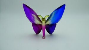 Butterfly Standing Ornament Twilight Colour Butterfly 13x12cm