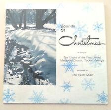The First United Methodist Choir Tucker GA (Ruth Manning LP) Sounds Of Christmas