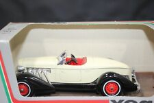 Matchbox Models Of Yesteryear Y-19 AUBURN 851 SUPERCHARGED SPEEDSTER 1935