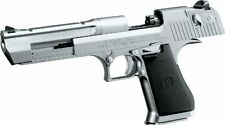 NEW Tokyo Marui No.16 Desert Eagle 50AE Chrome Stainless Steel Gas  From Japan