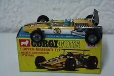 Corgi Toys F1 Cooper Maserati #3 1:43 no 159 Vintage Old
