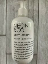Neon & Co Body Lotion NEW 250 mL Free Shipping Made In Australia
