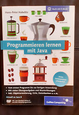 Programmieren lernen mit Java von Hans-Peter Habelitz