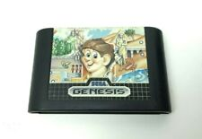 Alex Kidd in the Enchanted Castle (Sega Genesis, 1990) Game Only, Tested, Clean