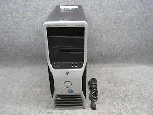 Dell Precision T3500 Workstation w/ Intel Xeon W3550 3.06GHz 4GB RAM 250GB HDD