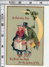 "TUCK No. 306 ""ST. PATRICK'S DAY Series of Post Cards"" - ""St. Patrick's Day..."" -"