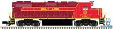 N Scale Atlas Master Silver Series 40003599, GP38-2 NPBL #5260