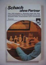 Problemschach: Schach ohne Partner, Herbert Grasemann